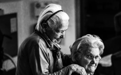 Older People And COVID-19: Isolation, Risk And Ageism