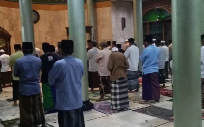 Letter from Indonesia: Older Adults in Yogyakarta Coping With The Changes Since 2nd March