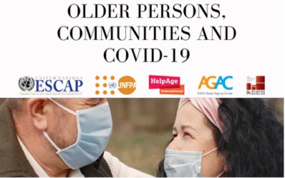 WEBINAR: Older Persons, Communities and COVID-19